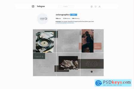 Shadow Instagram Puzzle - PS & Canva 4458448