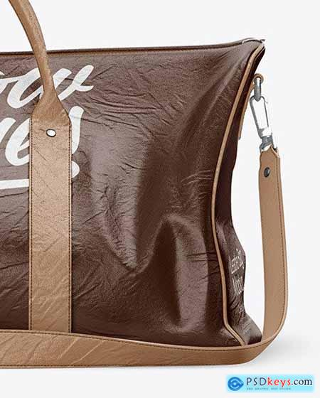 Leather Bag Mockup 55201