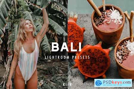 10 TROPICAL BALI LIGHTROOM PRESETS 4483954
