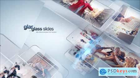 Videohive Modern Glass Slide 24199278