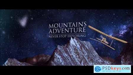 Mountain Logo Reveal 25317799