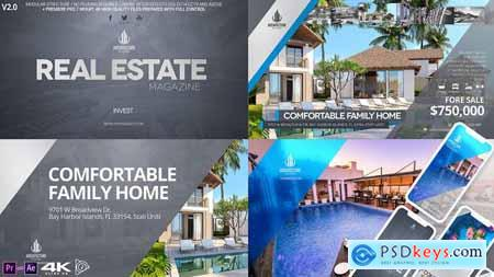 Real Estate Magazine Broadcast ID v2.1 19478116
