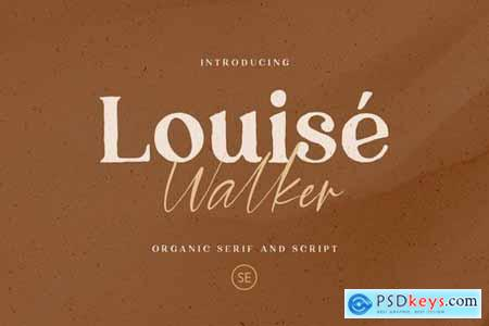 Louise Walker - FONT DUO 4484538