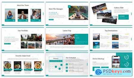 Asiana - Business Powerpoint Template