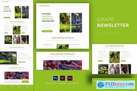Grape Newsletter
