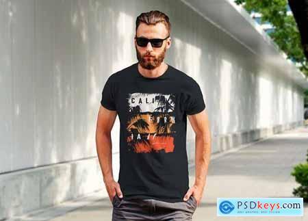 T-Shirt Mockup Vol 16