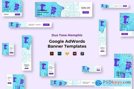 Education Google Ads Banners