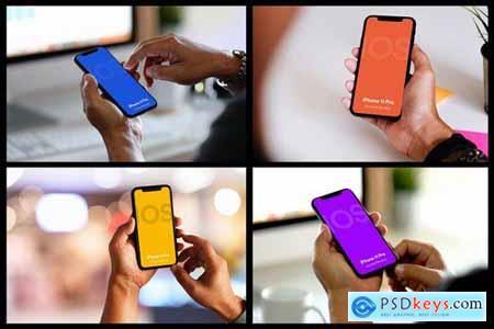 iPhone 11 Pro Mockup - Vol 04