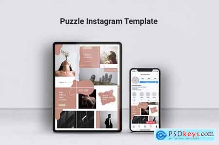 ANITA Fashion Instagram Puzzle & Facebook Post