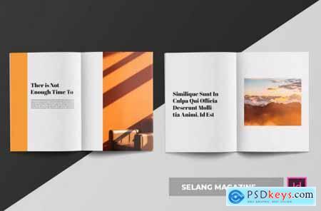 Selang - Magazine Template
