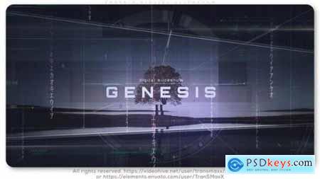 Genesis Digital Slideshow 25624769