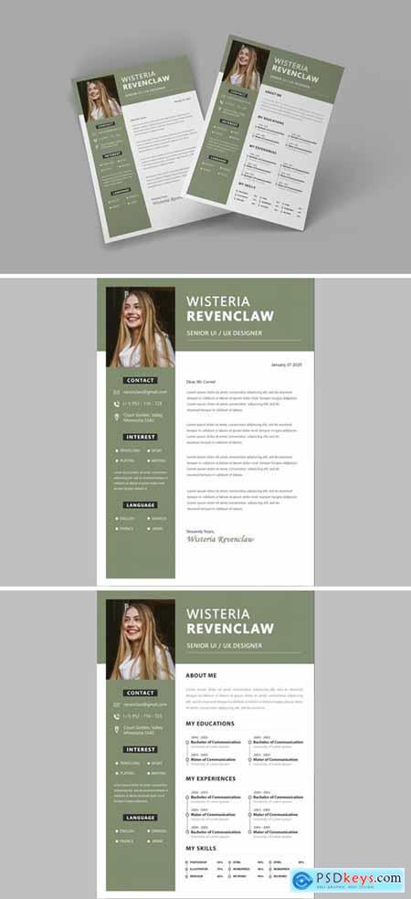 Minima CV Resume