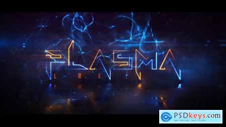 Videohive Plasma Logo Reveal 25649167
