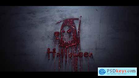 Videohive Horror Logo 24834085