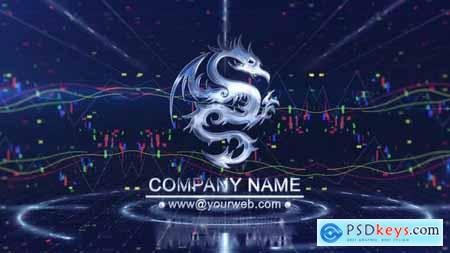 Videohive Economic Logo 23116606