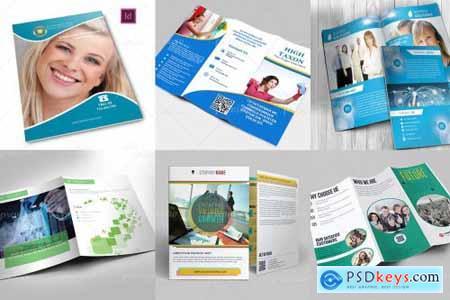 30 Creative Brochures Bundle 4457295