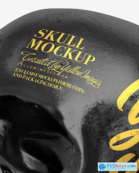Skull Mockup 55218