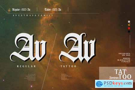 Avestrava Tattoo 4535361