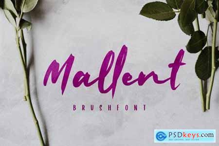 Mallent Font