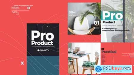 Videohive Product Promo Design 25565944