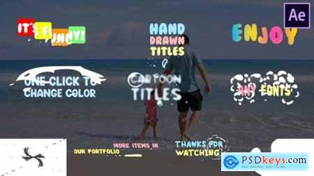 Videohive Fun Titles After Effects 24471077