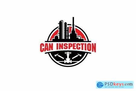 Can inspection Logo