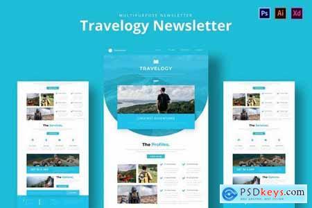 Travelogy Newsletter