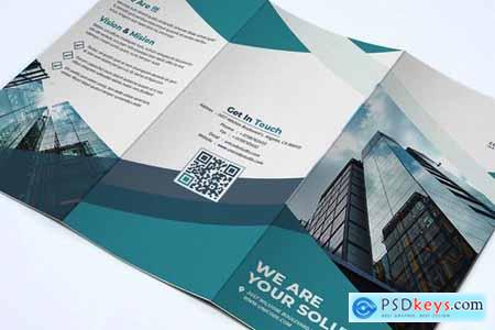 Trifold Business Brochure 2