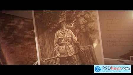 Videohive A Soldiers Tale 25685198