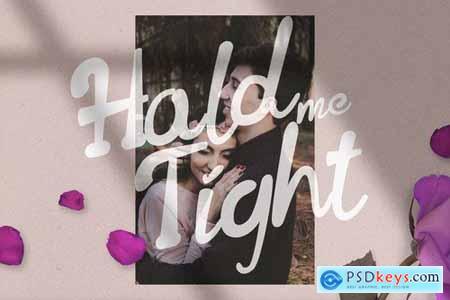 Violet - Bold Valentine Font