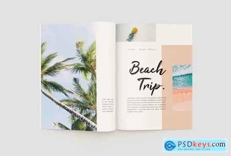 Travel Beach Lookbook