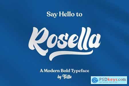 Rosella Bold