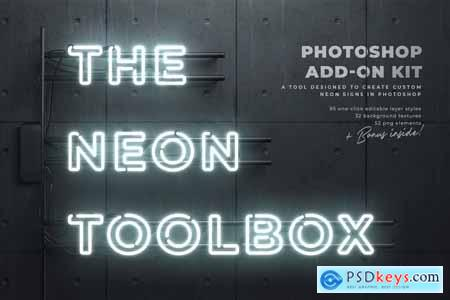 The Neon Toolbox 4542717