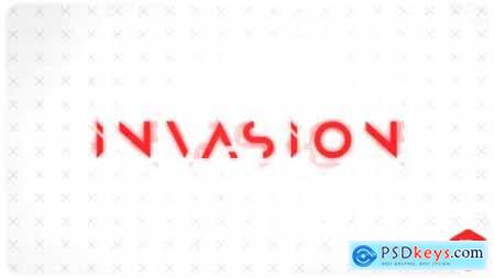 Invasion Alphabet 16528648