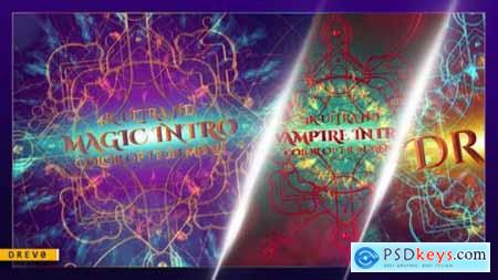Magic Intro 25692603