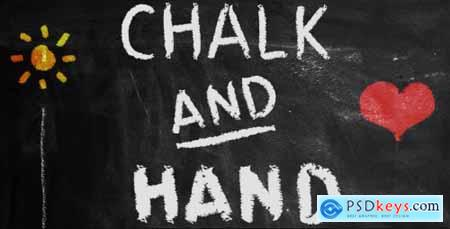 Chalk Hand Marker Complete Family