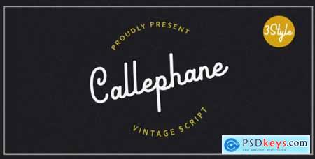 Callephane Complete Family