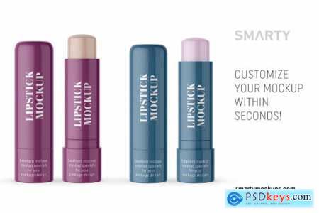 Lipstick care mockup 4405389