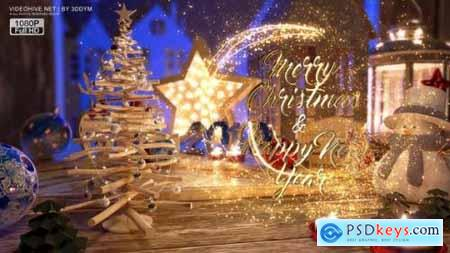 Videohive New Year Greetings 24995444