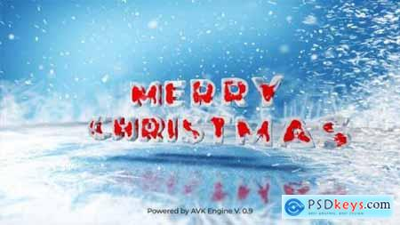 Videohive Snowy Christmas Wishes 25049207