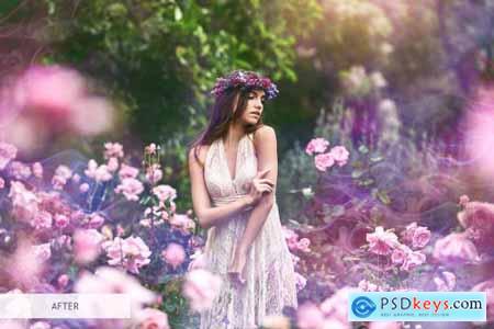 Smoke effect Photoshop Overlays 3704642