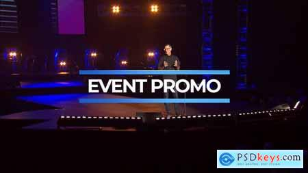 Videohive Event Promo Business Conference 23214535