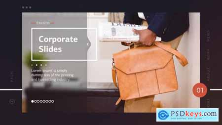 Videohive Corporate Slides 19450246