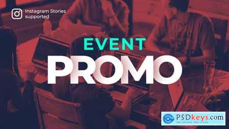 Videohive Event Promo with Instagram Stories Version 23271163