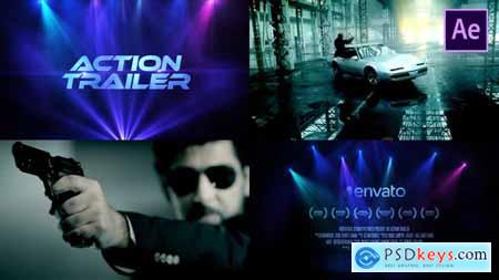 Videohive Action Movie Trailer 25565543