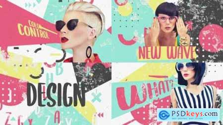 Videohive Art Fashion Opener 25682203