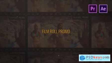 Videohive Film Roll Promo 25572689