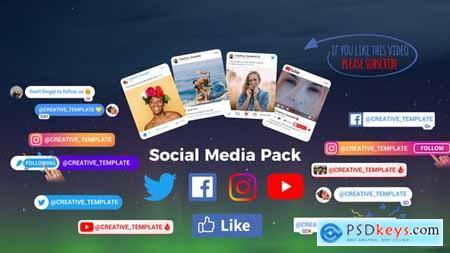 Social Media Pack 22482588