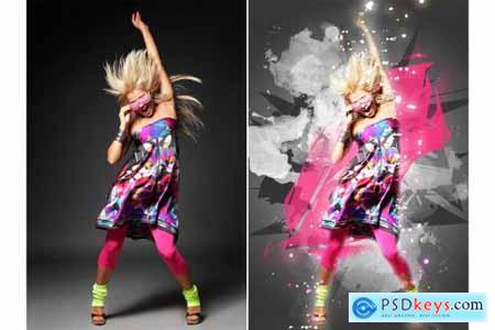 Poster Maker photoshop action 4444543