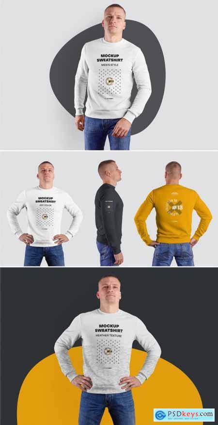 4 Mockup Sweatshirts 322175325